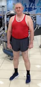 После похудения
