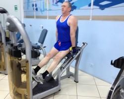 Подъем на носки — исходное, на развитие икроножных мышц