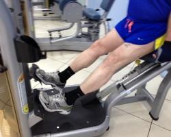 Подъем на носки — верх, на развитие икроножных мышц