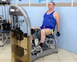 Сведение ног, упражнение на укрепление внутренней поверхности бедра